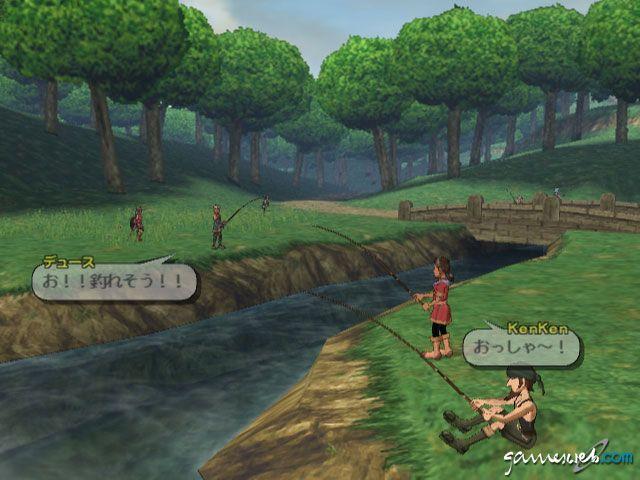 True Fantasy Live Online  Archiv - Screenshots - Bild 2