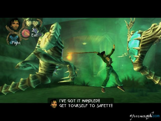 Beyond Good & Evil - Screenshots - Bild 8