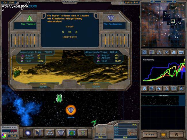 Galactic Civilizations - Screenshots - Bild 19