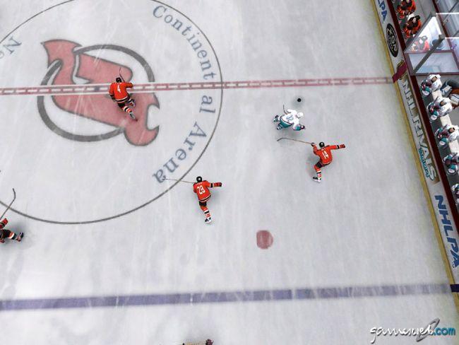 NHL Rivals 2004  Archiv - Screenshots - Bild 6