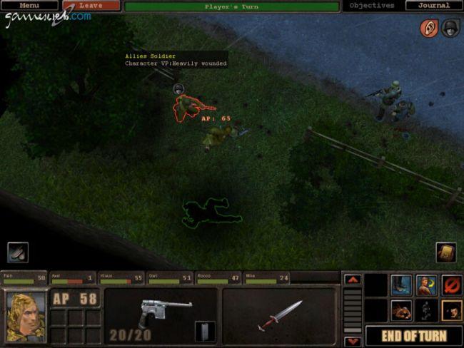 Silent Storm - Screenshots - Bild 10