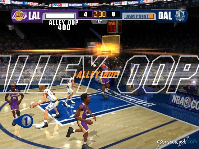 NBA Jam  Archiv - Screenshots - Bild 4