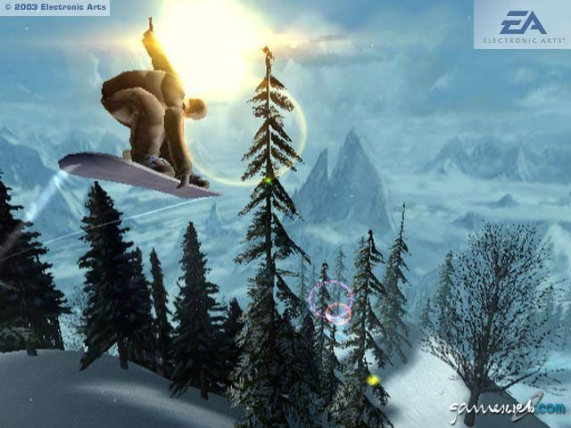 SSX 3 - Screenshots - Bild 19