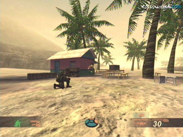 Tom Clancy's Ghost Recon: Island Thunder - Screenshots - Bild 16