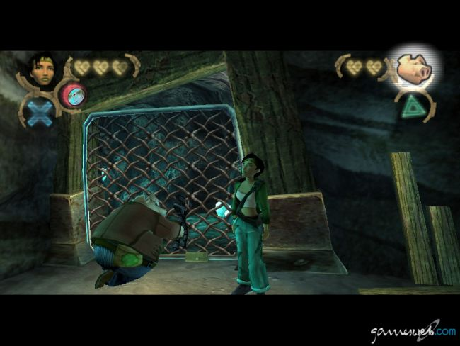 Beyond Good & Evil - Screenshots - Bild 10
