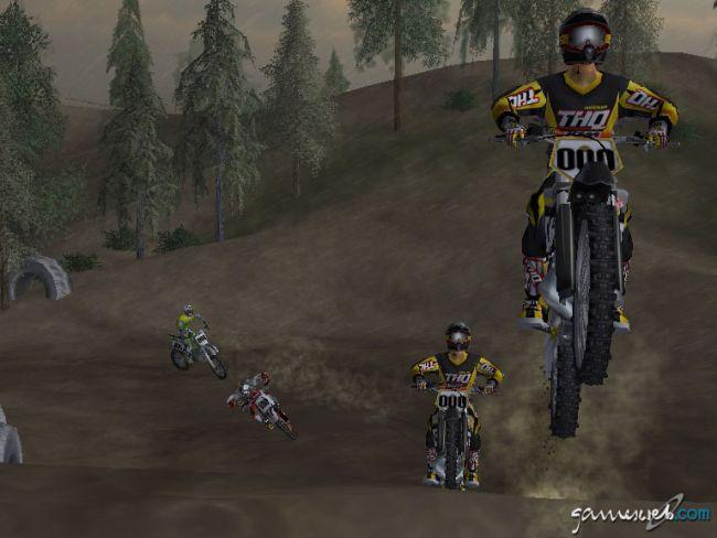 MX Unleashed  Archiv - Screenshots - Bild 4