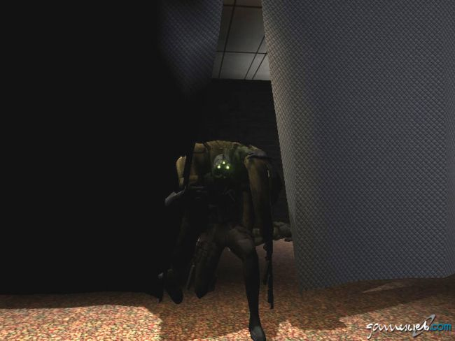 Splinter Cell - Screenshots: Bonus-Level: Vselka Infiltration Archiv - Screenshots - Bild 10
