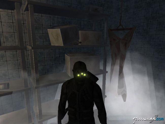 Splinter Cell - Screenshots: Bonus-Level: Vselka Infiltration Archiv - Screenshots - Bild 4