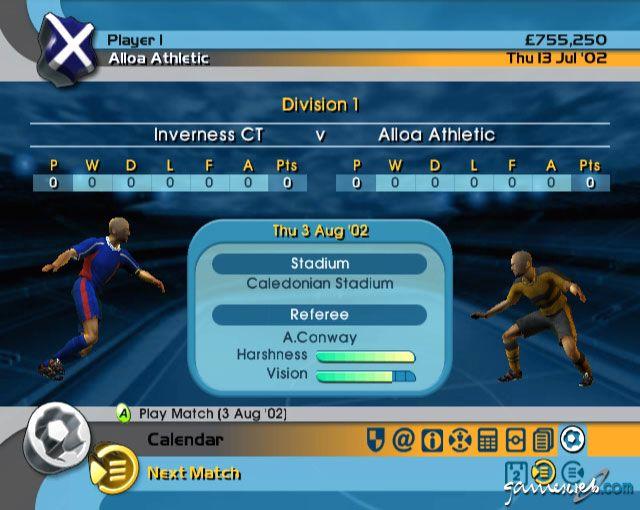 BDFL Manager 2004  Archiv - Screenshots - Bild 6