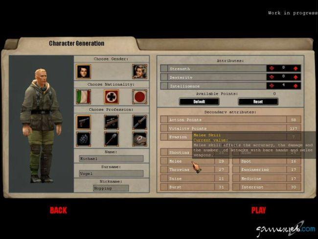 Silent Storm - Screenshots - Bild 5