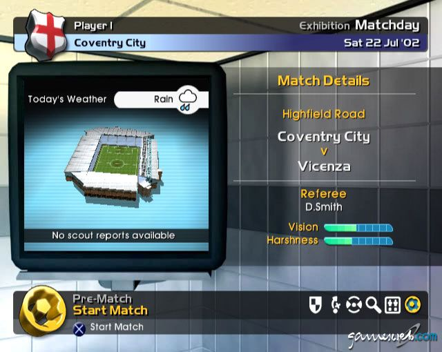 BDFL Manager 2004  Archiv - Screenshots - Bild 2