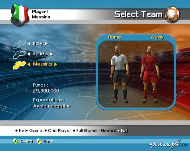 BDFL Manager 2004  Archiv - Screenshots - Bild 7