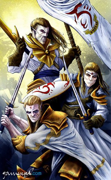 Warlords IV: Heroes of Etheria  Archiv - Artworks - Bild 3