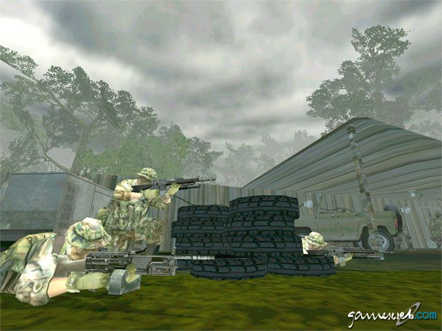 Ghost Recon: Jungle Storm  Archiv - Screenshots - Bild 31