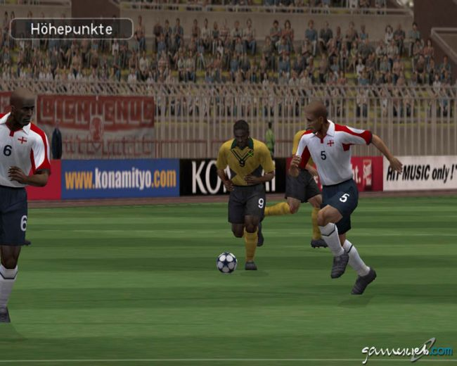 Pro Evolution Soccer 3  Archiv - Screenshots - Bild 6