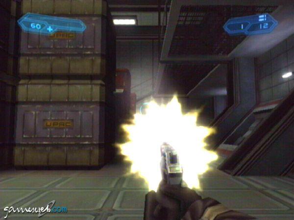 Mace Griffin Bounty Hunter - Screenshots - Bild 6
