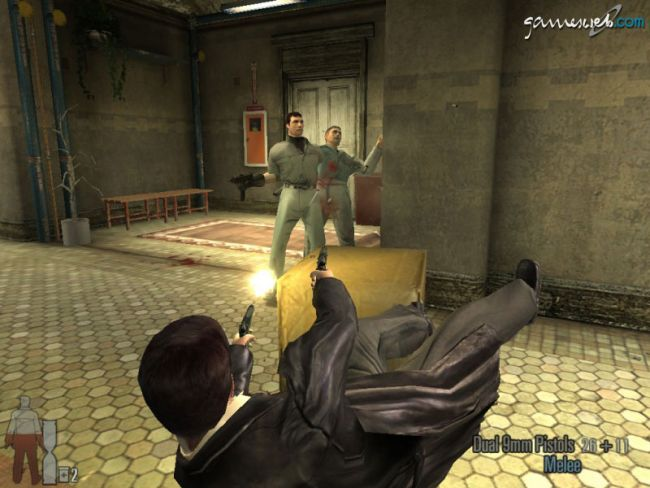 Max Payne 2: The Fall of Max Payne - Screenshots - Bild 5