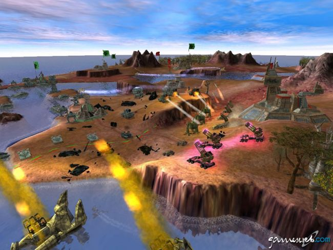 Massive Assault  Archiv - Screenshots - Bild 4