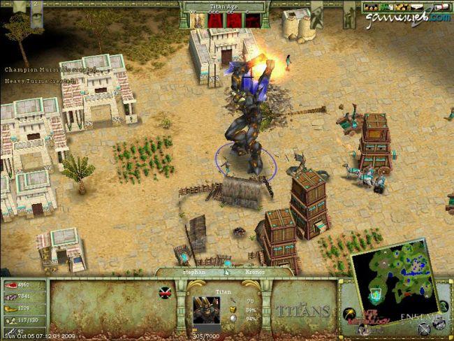 Age of Mythology - Screenshots - Bild 12