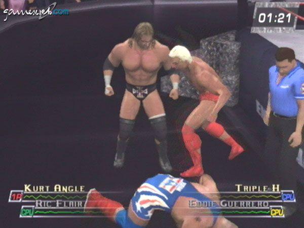 WWE Raw 2 - Screenshots - Bild 4