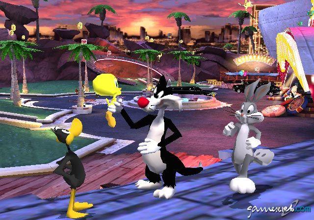 Looney Tunes: Back in Action  Archiv - Screenshots - Bild 11