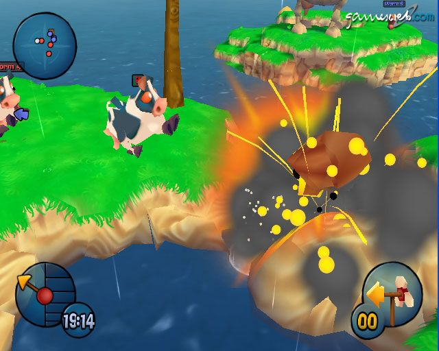 Worms 3D - Screenshots - Bild 6