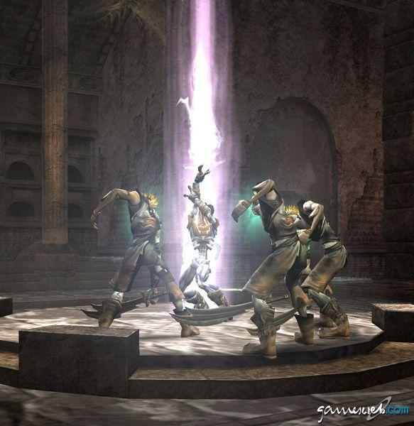 Legacy of Kain: Defiance  Archiv - Screenshots - Bild 4
