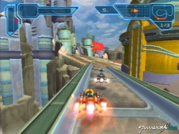 Ratchet & Clank 2 - Screenshots - Bild 10
