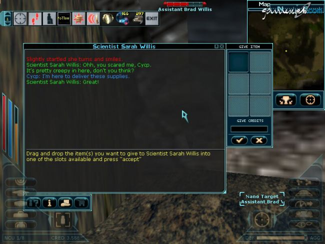Anarchy Online - Screenshots - Bild 10