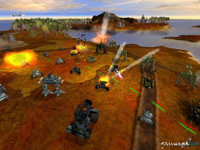 Massive Assault  Archiv - Screenshots - Bild 10