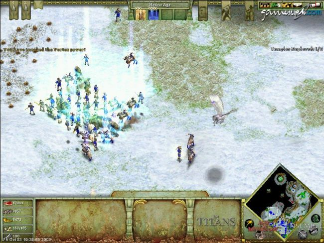 Age of Mythology - Screenshots - Bild 6