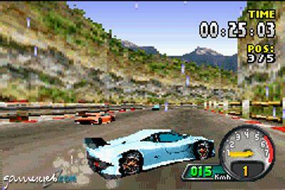 Need for Speed: Porsche Unleashed  Archiv - Screenshots - Bild 5