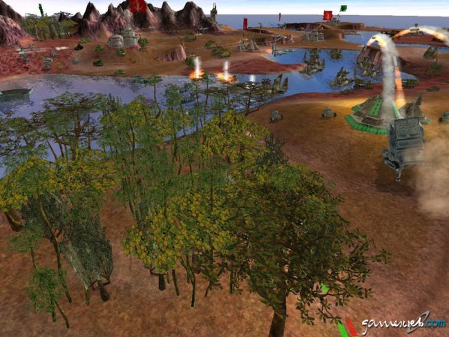 Massive Assault  Archiv - Screenshots - Bild 7