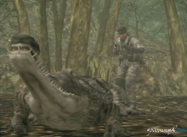 Metal Gear Solid 3: Snake Eater  Archiv - Screenshots - Bild 108