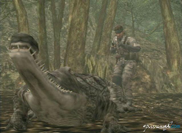 Metal Gear Solid 3: Snake Eater  Archiv - Screenshots - Bild 108