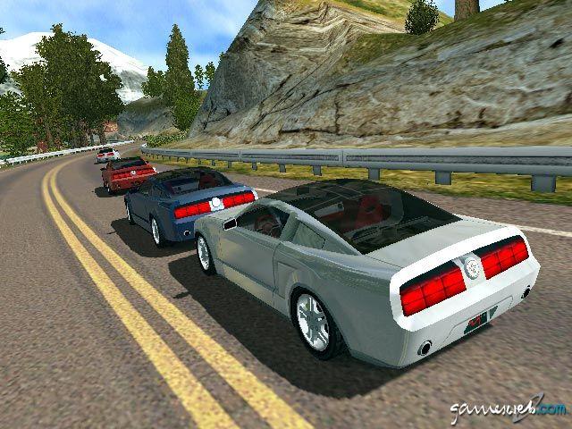 Ford Racing 2  Archiv - Screenshots - Bild 25