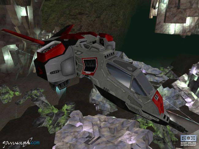 PlanetSide: Core Combat  Archiv - Screenshots - Bild 5