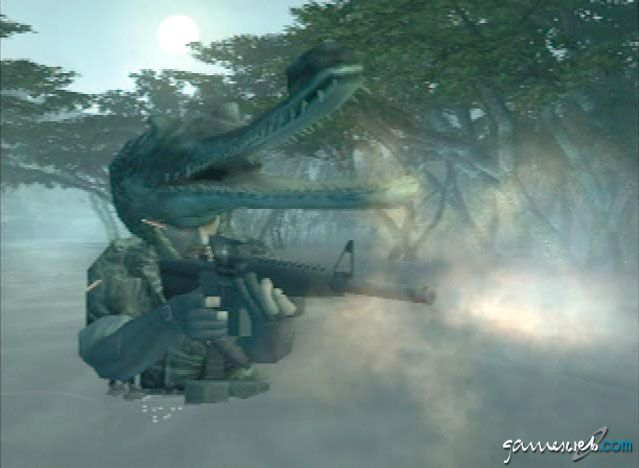 Metal Gear Solid 3: Snake Eater  Archiv - Screenshots - Bild 112