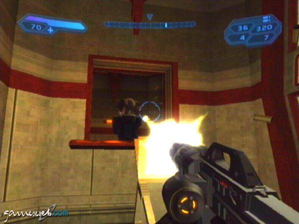 Mace Griffin Bounty Hunter - Screenshots - Bild 10