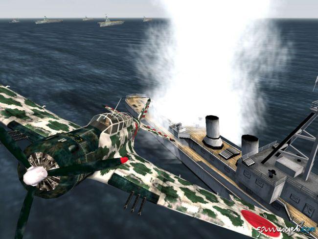Pearl Harbor 2: The Navy Strikes Back  Archiv - Screenshots - Bild 2