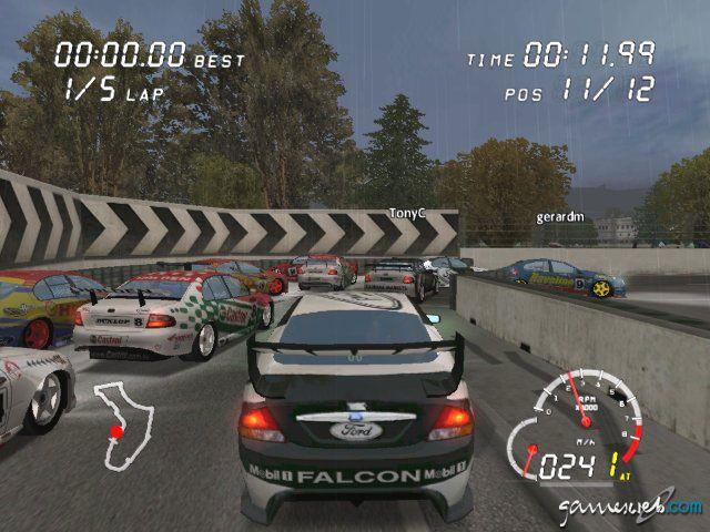 DTM Race Driver: Directors Cut LIVE  Archiv - Screenshots - Bild 2