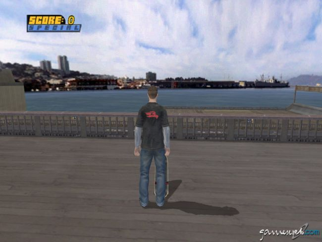 Tony Hawk's Pro Skater 4 - Screenshots - Bild 5