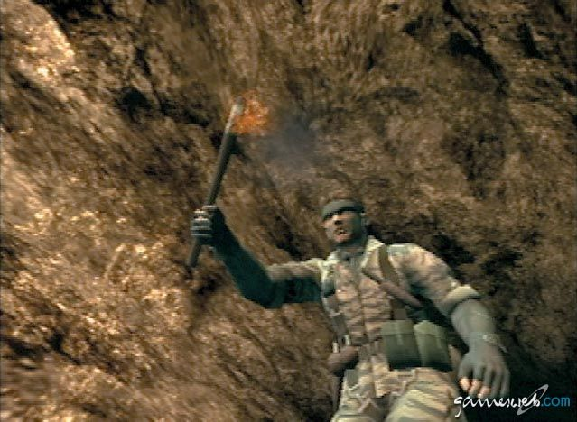 Metal Gear Solid 3: Snake Eater  Archiv - Screenshots - Bild 110