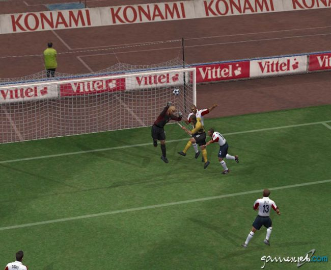 Pro Evolution Soccer 3  Archiv - Screenshots - Bild 5