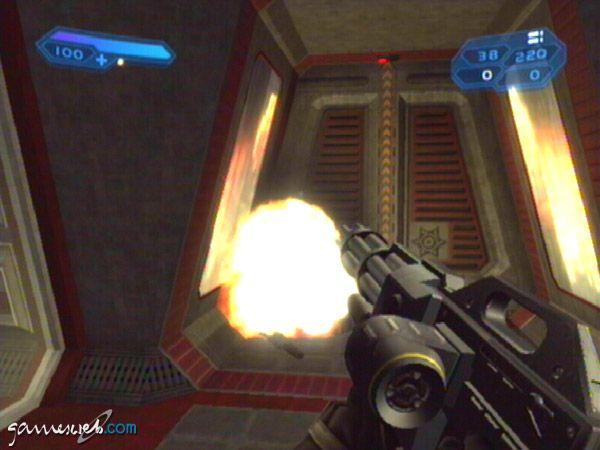 Mace Griffin Bounty Hunter - Screenshots - Bild 2