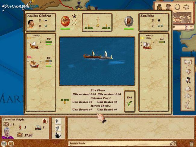 Pax Romana  Archiv - Screenshots - Bild 5