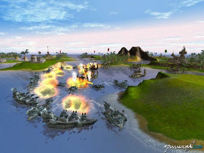 Massive Assault  Archiv - Screenshots - Bild 6