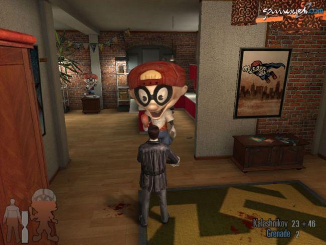 Max Payne 2: The Fall of Max Payne - Screenshots - Bild 6