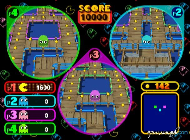 Pac-Man  Archiv - Screenshots - Bild 4