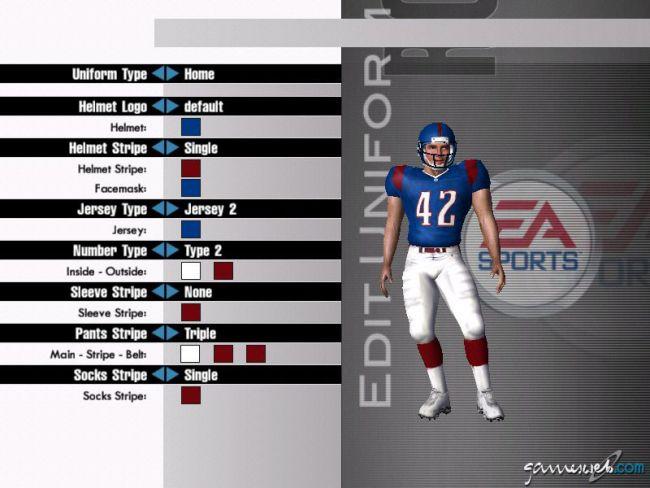 Madden NFL 2004 - Screenshots - Bild 11